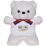2010 National Champs Teddy Bear