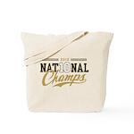 2010 National Champs Tote Bag