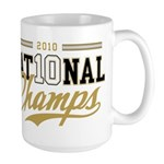2010 National Champs Large Mug