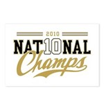 2010 National Champs Postcards (Package of 8)