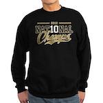 2010 National Champs Sweatshirt (dark)