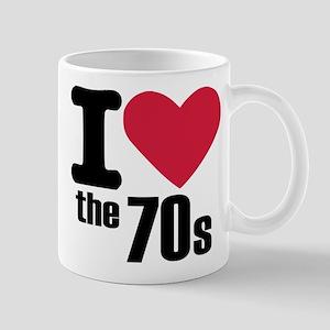 I love the 70's Mug