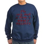 Blame bush Sweatshirt (dark)