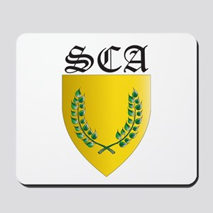 SCA Office Badges MOY Mousepad