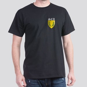 SCA Office Badges MOY Dark T-Shirt