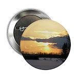 """Winter Sunset 0023 2.25"""" Button (10 pack)"""