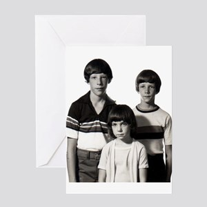 Awkward family photos greeting cards cafepress greeting card m4hsunfo