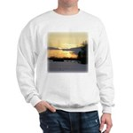 Winter Sunset 0023 Sweatshirt