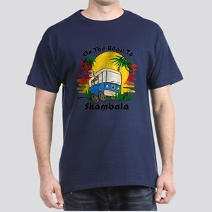 Road To Shambala Dark T-Shirt