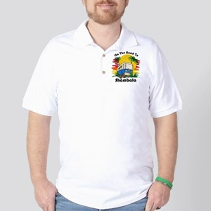 Road To Shambala Golf Shirt