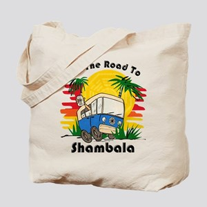 Road To Shambala Tote Bag