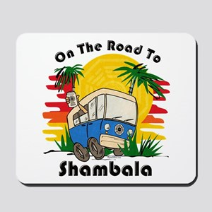 Road To Shambala Mousepad