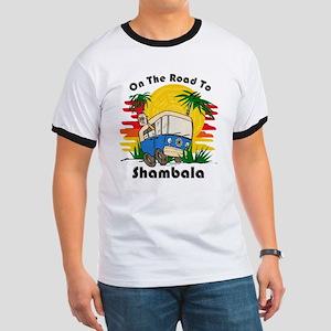 Road To Shambala Ringer T