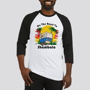 Road To Shambala Baseball Jersey