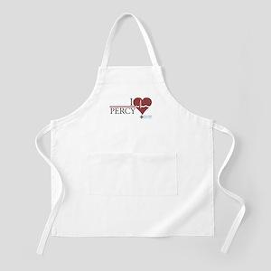 I Heart Percy - Grey's Anatomy Apron