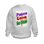 New Orleans Kids Sweatshirt