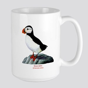 Atlantic Puffin Large Mug