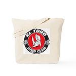 El Toro Judo Tote Bag