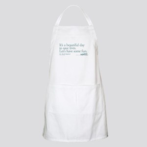 Save some lives. - Grey's Anatomy Apron