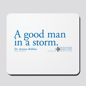 Good Man - Grey's Anatomy Mousepad