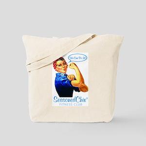 Seasoned Chix Logo Tote Bag