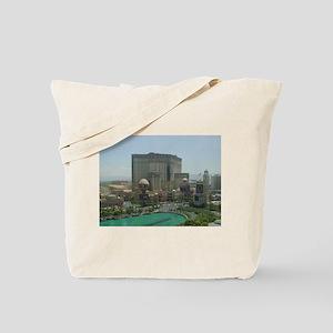 Paris Resort Tote Bag