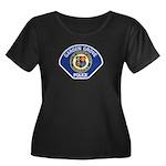 Garden Grove Police Women's Plus Size Scoop Neck D