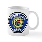 Garden Grove Police Mug