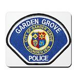Garden Grove Police Mousepad