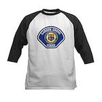 Garden Grove Police Kids Baseball Jersey