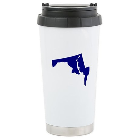 Maryland Stainless Steel Travel Mug