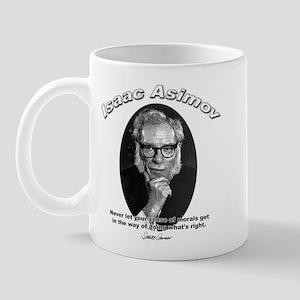 Isaac Asimov 02 Mug