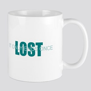 It Only Ends Once Mug