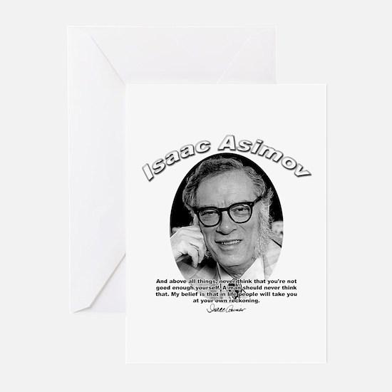 Isaac Asimov 06 Greeting Cards (Pk of 10)
