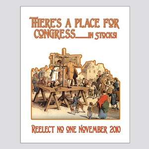 There's a Place for Congress- Small Poster