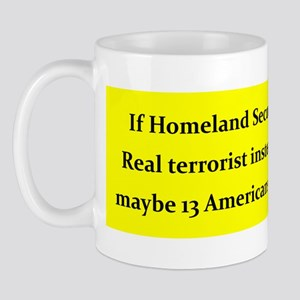 """iF HOMELAND SECURITY HAD """"PROFILED""""..."""