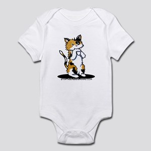 Calico Cutie Infant Bodysuit