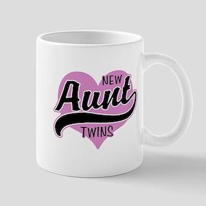 New Aunt Twins Mug