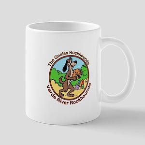 Verde River Rockhounds Mug