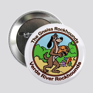 "Verde River Rockhounds 2.25"" Button"