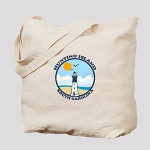 Hunting Island - Sand Dollar Design Tote Bag