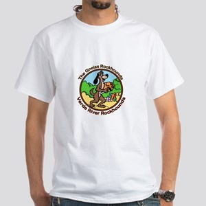 Verde River Rockhounds White T-Shirt