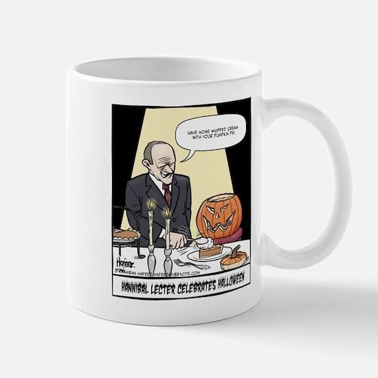 Hannibal's Halloween Mug