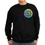 TeenWitch.com Sweatshirt (dark)