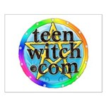 TeenWitch.com Small Poster