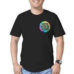 TeenWitch.com Men's Fitted T-Shirt (dark)