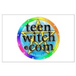 TeenWitch.com Large Poster