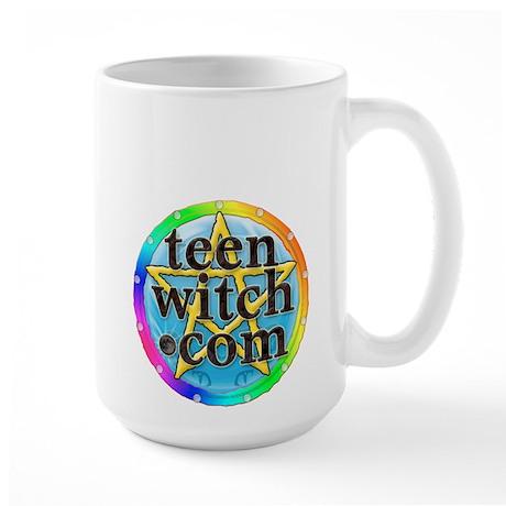 TeenWitch.com Large Mug