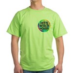 TeenWitch.com Green T-Shirt