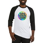 TeenWitch.com Baseball Jersey